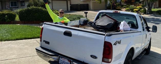 Hoarder Clean Up Walnut Creek CA