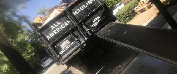 Junk Hauling Pittsburg CA