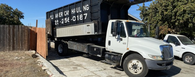 Junk Removal Pittsburg CA