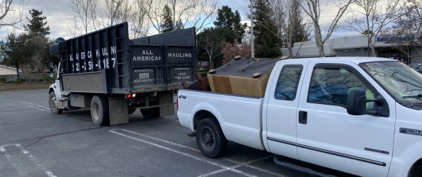 Junk Removal pleasant Hill Ca