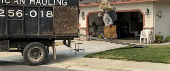 all american hauling truck
